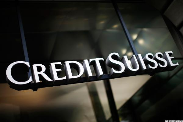 Credit Suisse (CS) CEO Thiam 'Proud of the Bank's Teams,' In a Challenging Period
