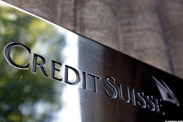 Credit Suisse Shares Fall as CEO Cautions on 'Challenging' Outlook