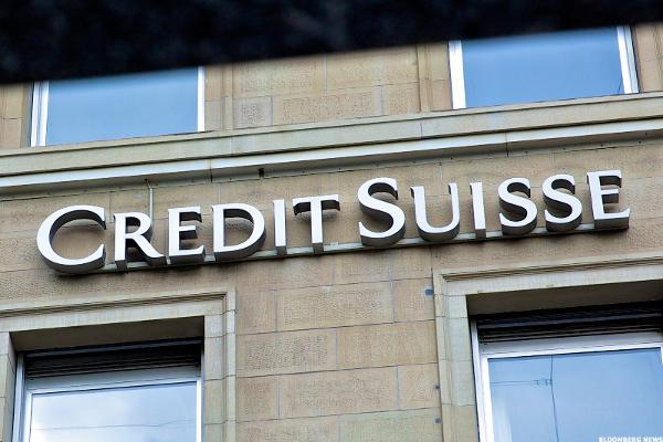 Trade Idea: Buy Credit Suisse