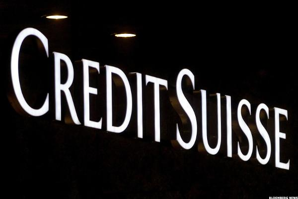 Credit Suisse Has Made a Normal Correction