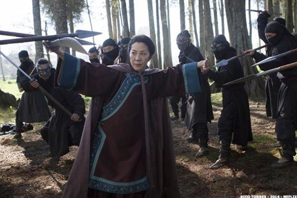 Netflix Aims for Stars With Release of New 'Crouching Tiger, Hidden Dragon' Movie