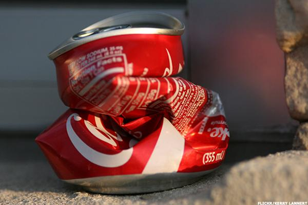 For Investors, Things Will Go Better Without Coke