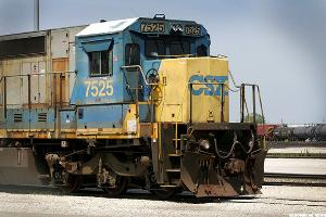 CSX Stock Higher, Upgraded to 'Overweight' at Barclays