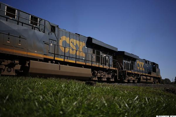 CSX Stock Price Target Upped at Stephens