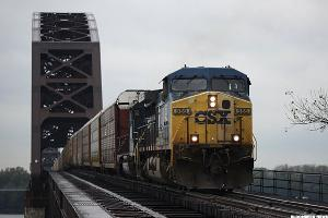 CSX Investors Overshoot the Station