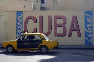 Cuba Fund Surges 17% on Castro's Death