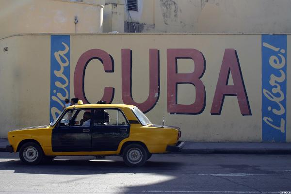 Cuba a 'Longer-Term Play' for Carnival