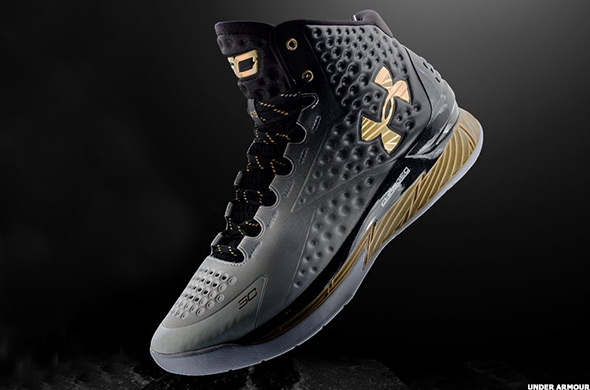 6dc4d725ea53 Under Armour -- 3 Signs Stephen Curry Is Having a Profound Impact -  TheStreet