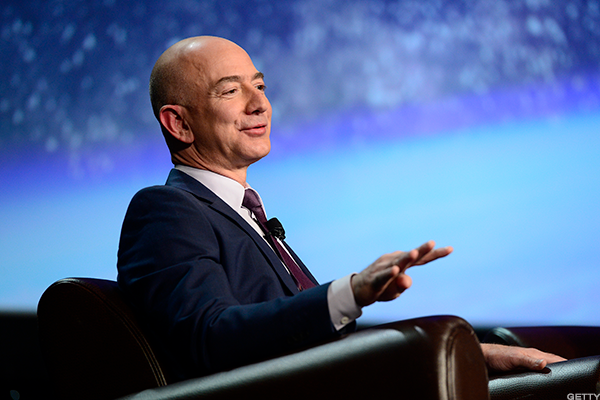 What Amazon Can Get From Dish Depends on How Much It's Willing to Gamble