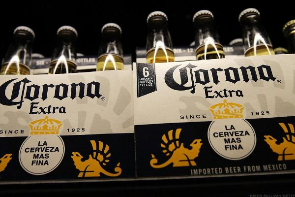 Jim Cramer: Constellation Brands Continues to Look Intriguing