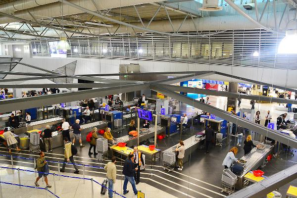 3. Athens International Airport