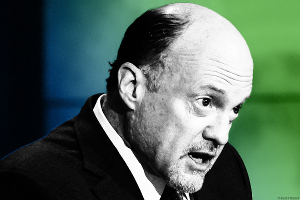Jim Cramer: Short Footprints Everywhere