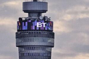 BT Shares Plunge After Italy Writedown, Profit Warning