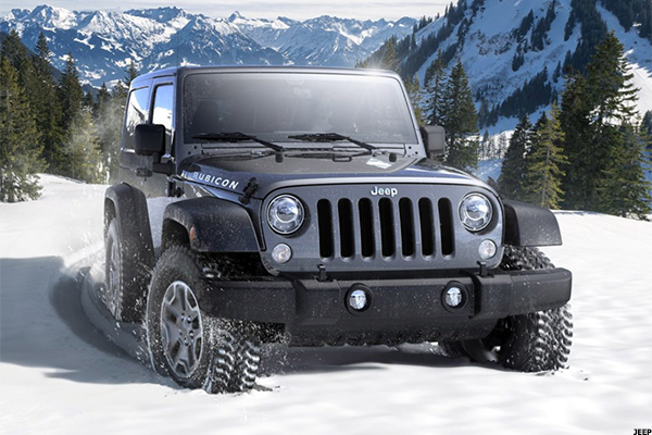 10 Four Wheel Drive Vehicles That Are All Set For The Snow