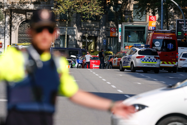 Barcelona Terror Attack Hits Wall Street and Global Markets