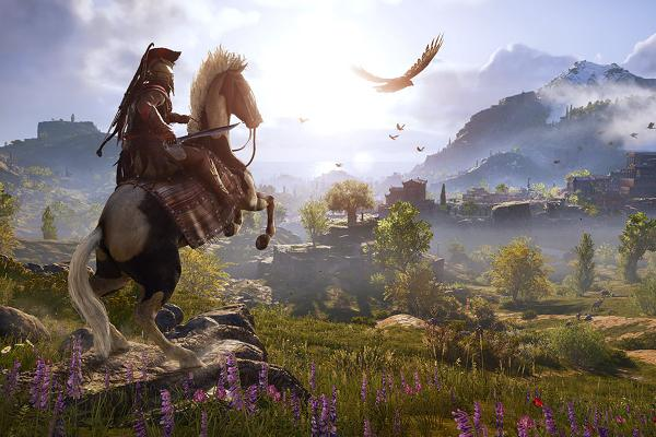23. Assassin's Creed Odyssey (XOne)