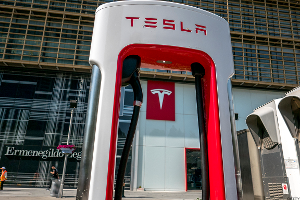 Tesla's Supercharger Network Is Booming -- Here's Why That's a Concern