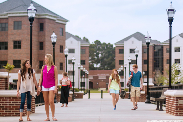 Arkansas: Ouachita Baptist University