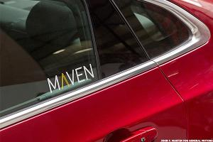 GM's Maven Unit Presents Conflict of Interest With Clients Uber, Lyft