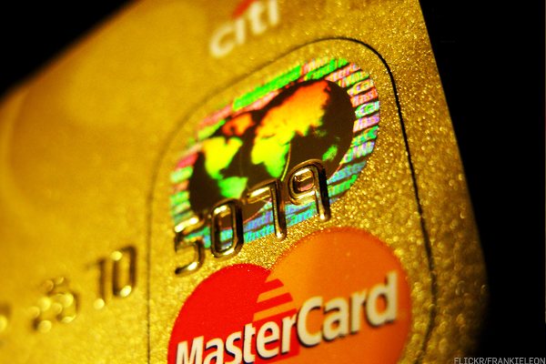 Mastercard Could Test and Perhaps Break Important Support