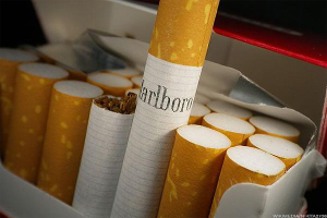 Altria Falls After Morgan Stanley Downgrades Shares of the Cigarette Maker