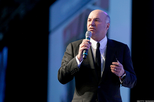 Shark Tank's Kevin O'Leary to Run for Canadian Prime Minister