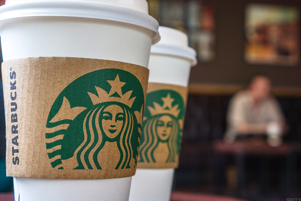 Starbucks Is Finally Ready to Wake Up