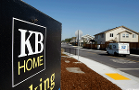 Further Declines in KB Home Wouldn't Be a Surprise