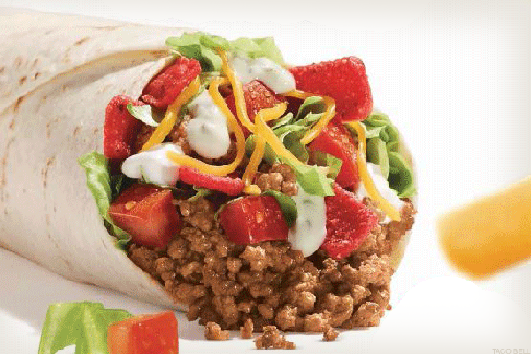 Taco Bell's new offerings span morning and night.