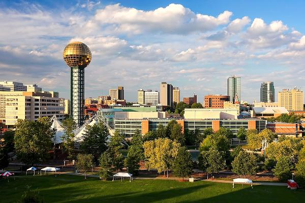 15. Knoxville, Tenn.