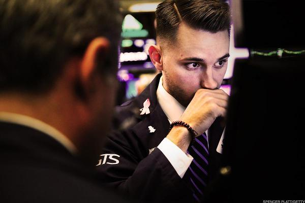 Dow Moves Higher After Wall Street's Sharp Tumble Last Week