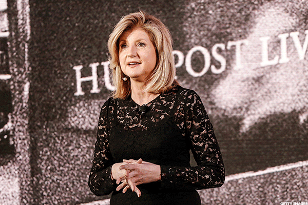 Arianna Huffington and Verizon Were Never Going to Be Easy Fit