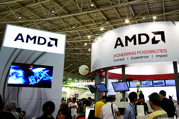 AMD's Strong Guidance Points to Market Share Gains and More Could Be On the Way