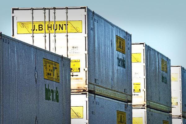J.B. Hunt Could Rally Sharply but I'm Waiting for a Pullback to Go Long