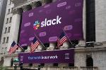 Slack Shares Pop in NYSE Trading Debut