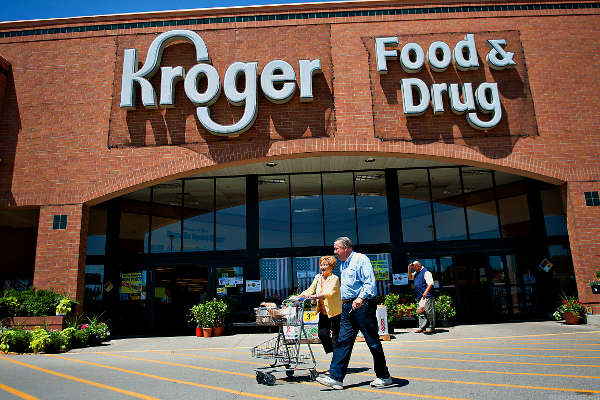 Unmanned Cars Will Deliver Your Kroger Groceries in Scottsdale, Arizona