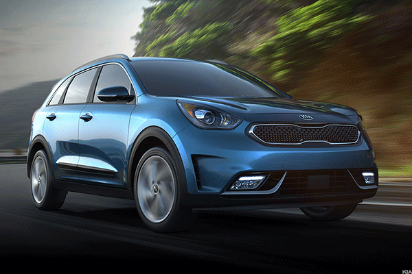 Worry Less: Kia Niro