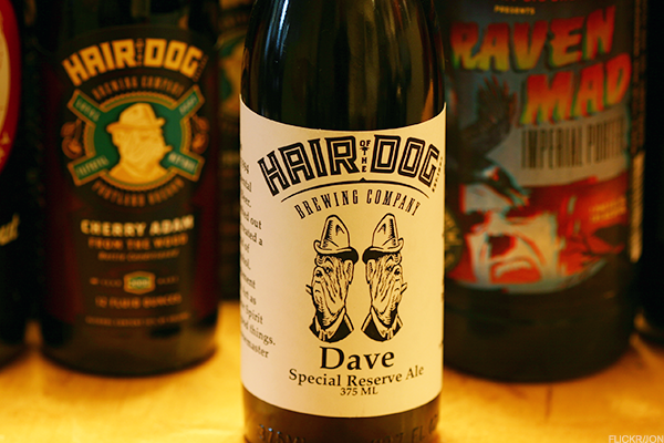 3. 1994 Hair of The Dog Dave