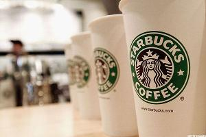 Drip, Drip, Drip; Starbucks' Chart Is Losing Altitude