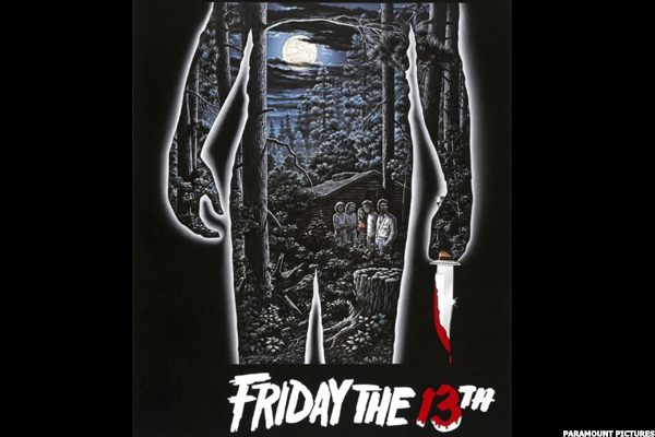 18. Friday the 13th