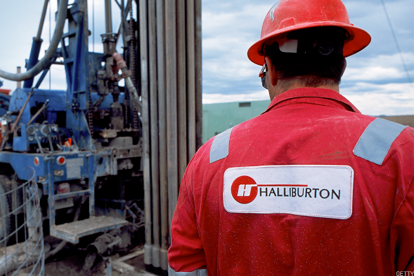 Halliburton Rises Slightly After Revenue Jump
