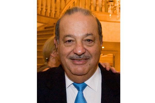 5. Carlos Slim Helu & Family