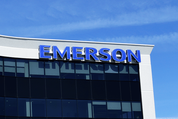 Emerson Is Flashing Bullish Signs: 'Off The Charts' With Cramer
