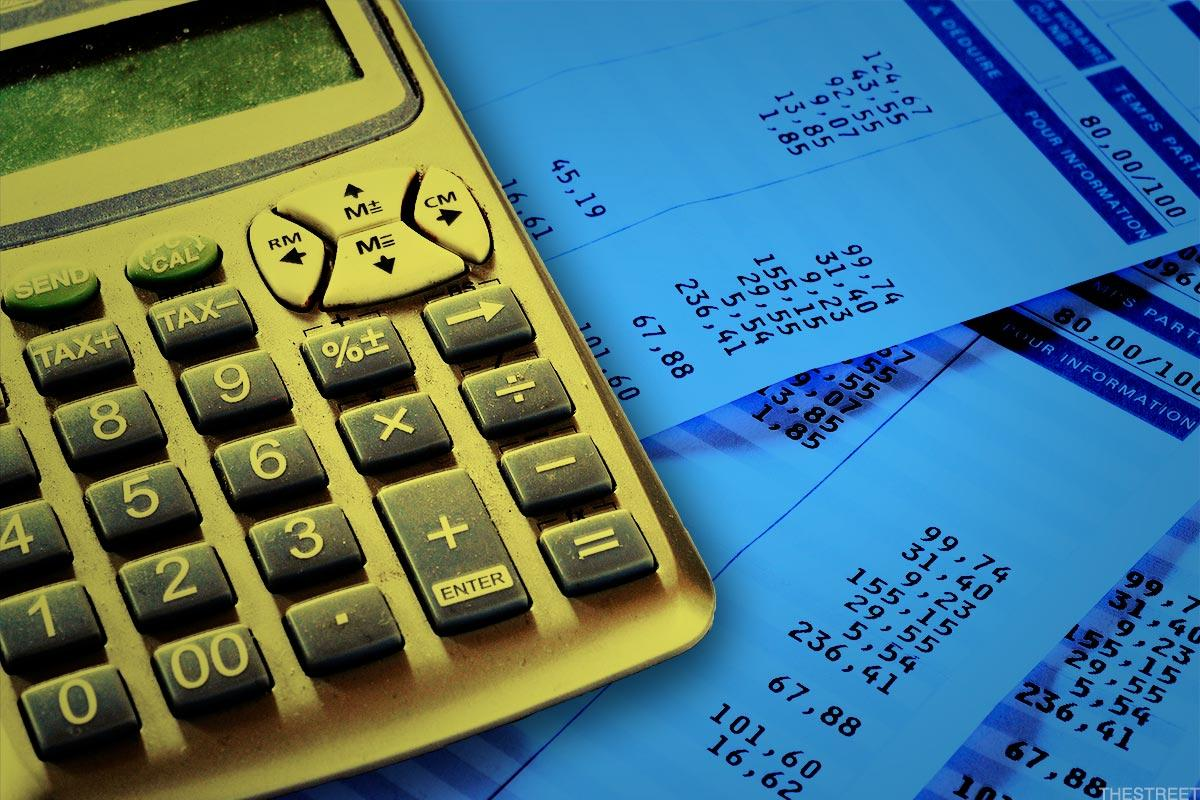 how to find your net and gross income