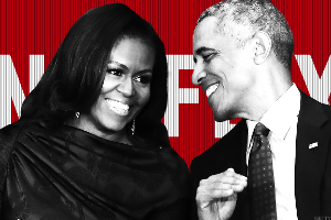 The Dream Team? Netflix Teams Up With the Obamas