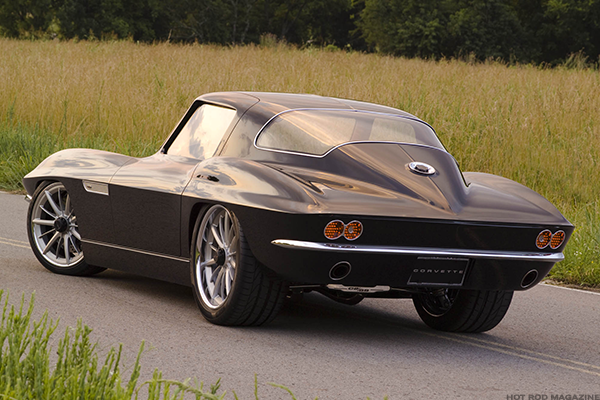 Star Trek-1965 Corvette Stingray
