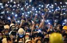 Hong Kong Protesters Appeal to Mainland Visitors
