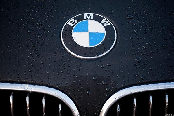 European Auto Stocks Active As BMW Speeds, Daimler Skids