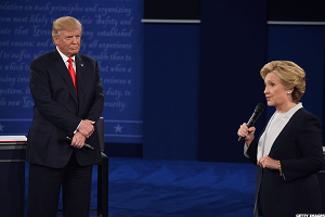What We Learned About Clinton, Trump Tax Policies at the Second Presidential Debate