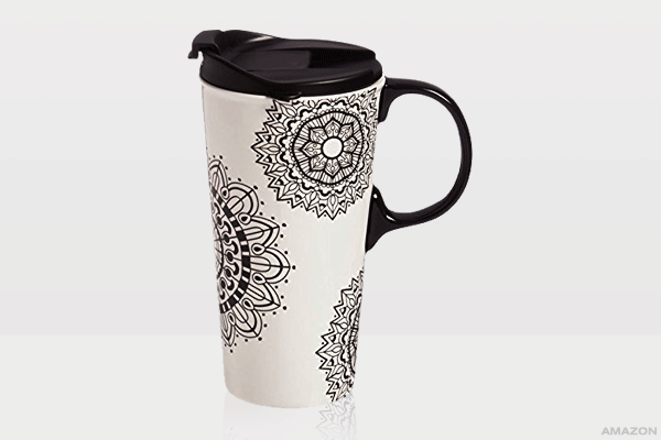 Cypress Home Travel Coffee Mug